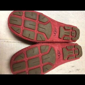 UGG Shoes - UGG leather Mocs - new without box